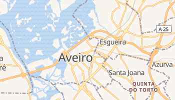 Mappa online di Aveiro