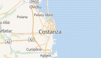 Mappa online di Costanza