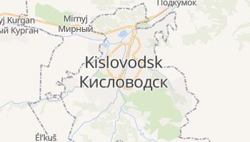 Mappa online di Kislovodsk