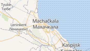 Mappa online di Machačkala