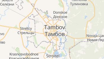 Mappa online di Tambov