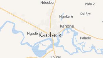 Mappa online di Kaolack