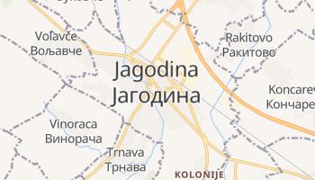 Mappa online di Jagodina