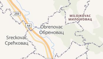 Mappa online di Obrenovac
