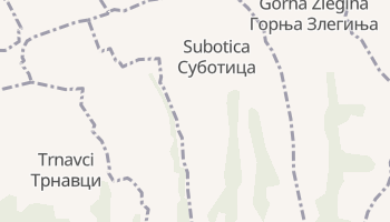 Mappa online di Subotica