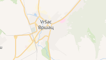 Mappa online di Vršac