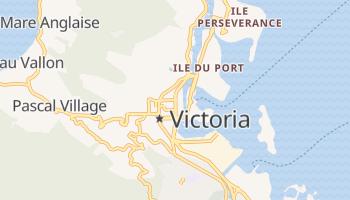 Mappa online di Victoria