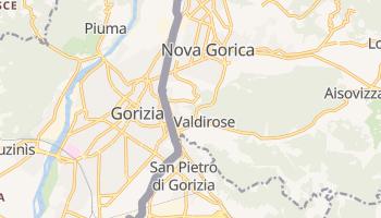 Mappa online di Gorizia