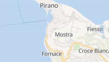 Mappa online di Pirano