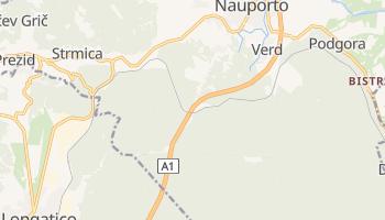 Mappa online di Vrhnika