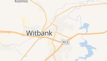 Mappa online di Witbank