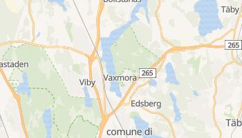 Mappa online di Sollentuna