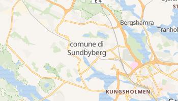 Mappa online di Sundbyberg