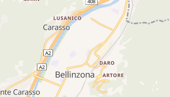 Mappa online di Bellinzona