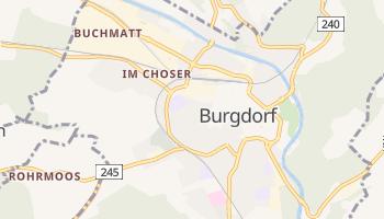 Mappa online di Burgdorf