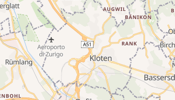 Mappa online di Kloten