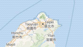 Mappa online di Taipei