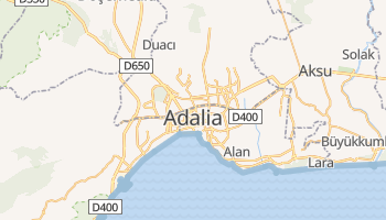 Mappa online di Adalia
