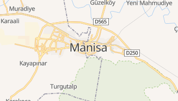 Mappa online di Manisa
