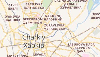 Mappa online di Charkiv