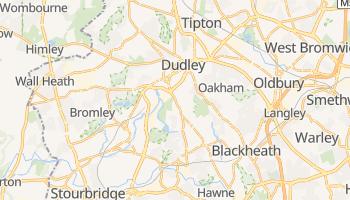 Mappa online di Dudley