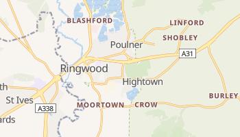 Mappa online di Ringwood