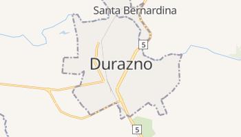 Mappa online di Durazno