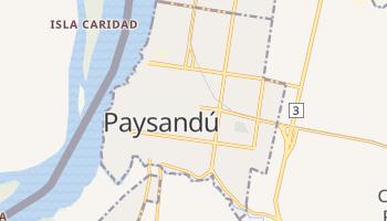 Mappa online di Paysandú