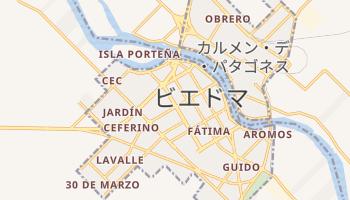 レシステンシア の地図