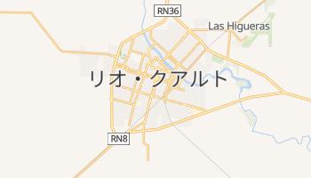 リオ・クアルト の地図
