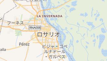 ロサリオ の地図