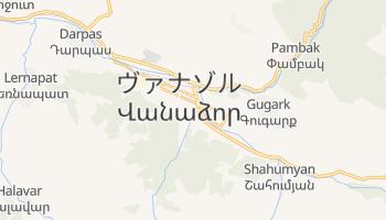 ヴァナゾル の地図