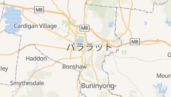 バララット の地図