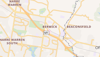 ベリック の地図