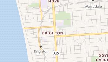 ブライトン の地図
