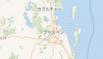 ブリスベン の地図