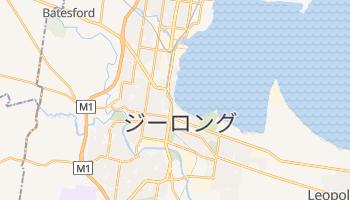ジーロング の地図