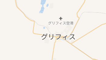 グリフィス の地図