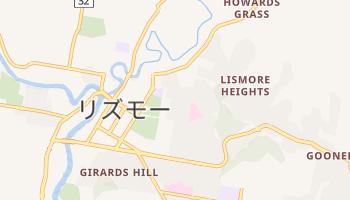 リズモー の地図