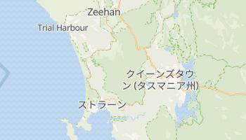 ストラーン の地図