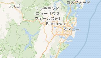 シドニー の地図