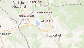 キッツビュール の地図