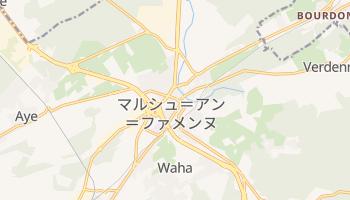 マルシュ=アン=ファメンヌ の地図