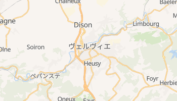 ヴェルヴィエ の地図