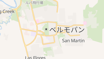 ベルモパン の地図
