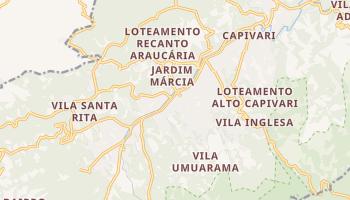 カンポス・ド・ジョルドン の地図