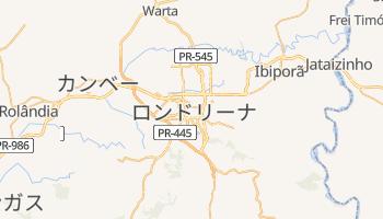 ロンドリーナ の地図