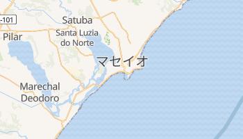 マセイオ の地図