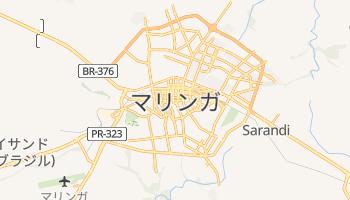 マリンガ の地図