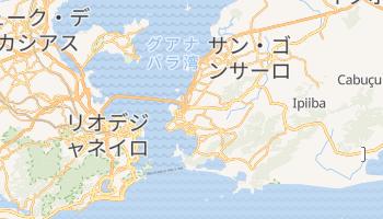 ニテロイ の地図